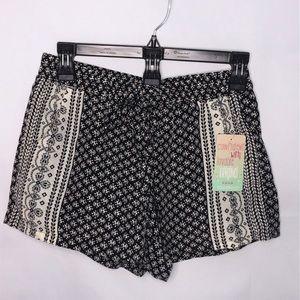 Silky like shorts